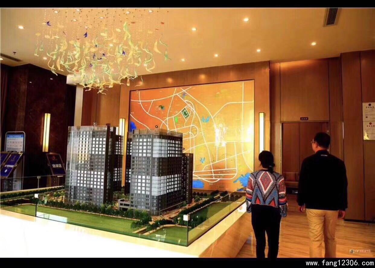 <b>宝安红本公寓《水岸新城》龙大南光高速口旁1.9万/�O起分期10年</b>