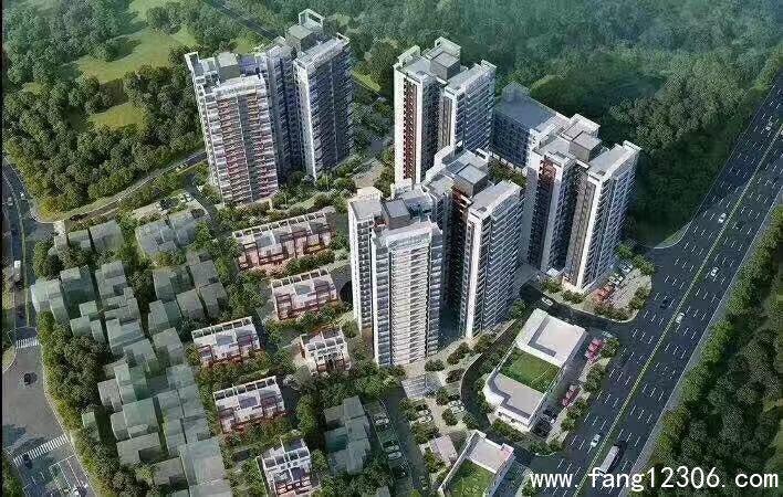 <b>西乡红本公寓《天谷公寓》5栋大花园均价38000首付5成分期10年</b>