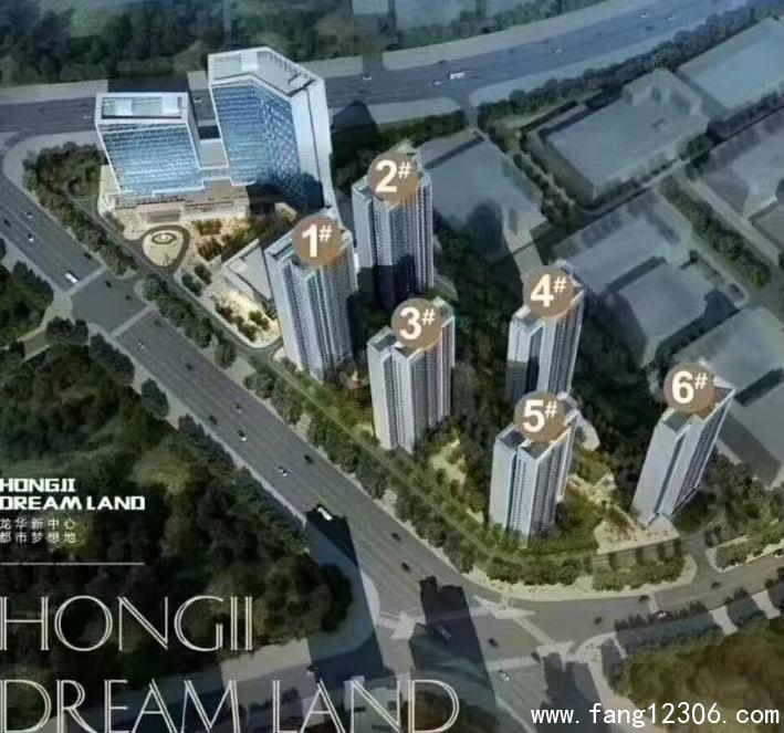 <b>观澜小产权房《国际花园城》龙华观澜9栋高端住宅均价2.6万/平米</b>