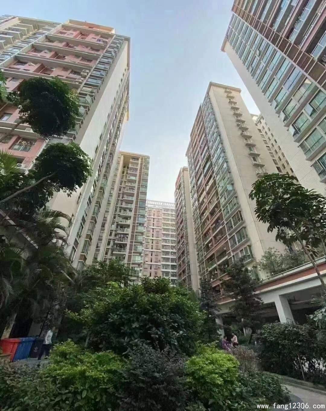 <b>沙井小产权房《财富公馆》6栋大花园社区3房仅售158万</b>