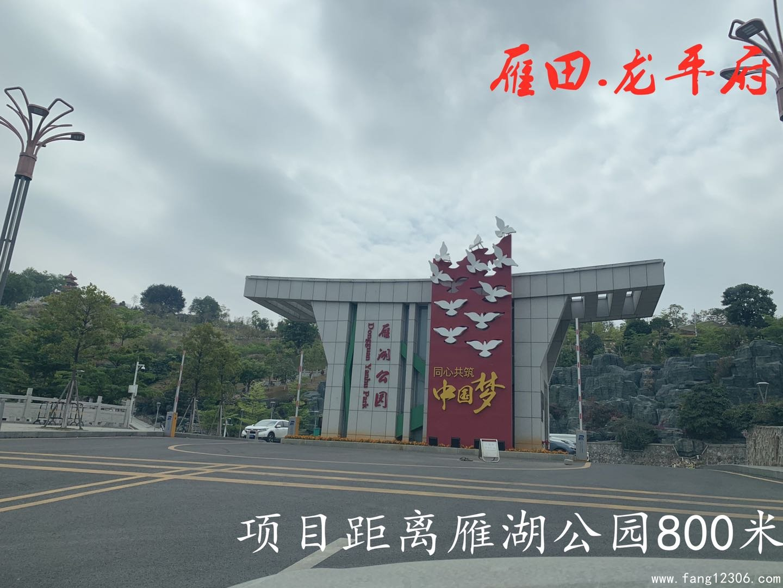 <b>凤岗雁田小产权房新盘出售《雁田龙平府》10号线龙平地铁口物业</b>